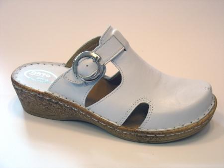 Dámská jarní obuv vzor 666 Orto Plus /bílá