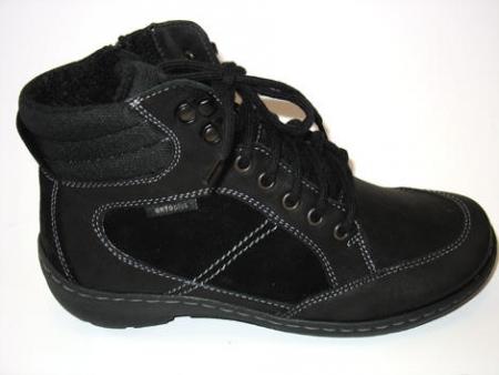 AKCE Dámská kotníková zimní obuv vzor S1313-108